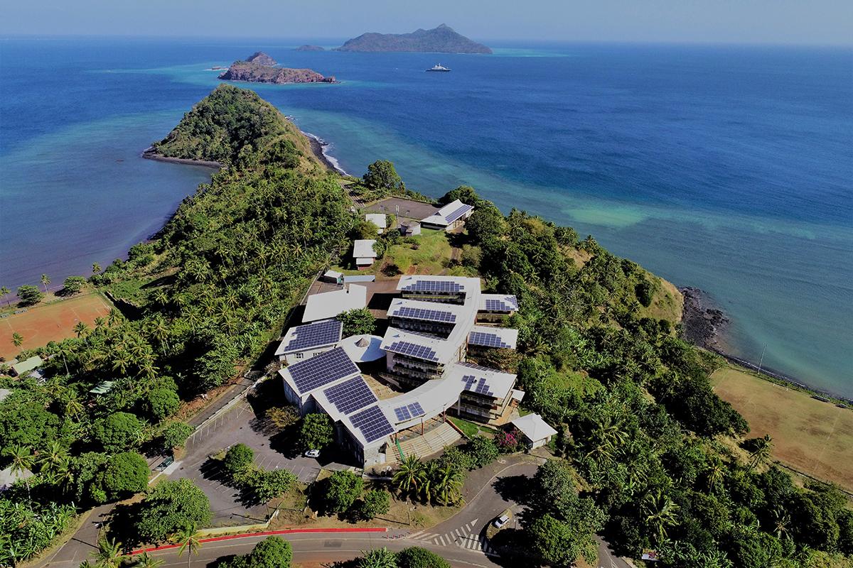 Collège MTsamboro Mayotte