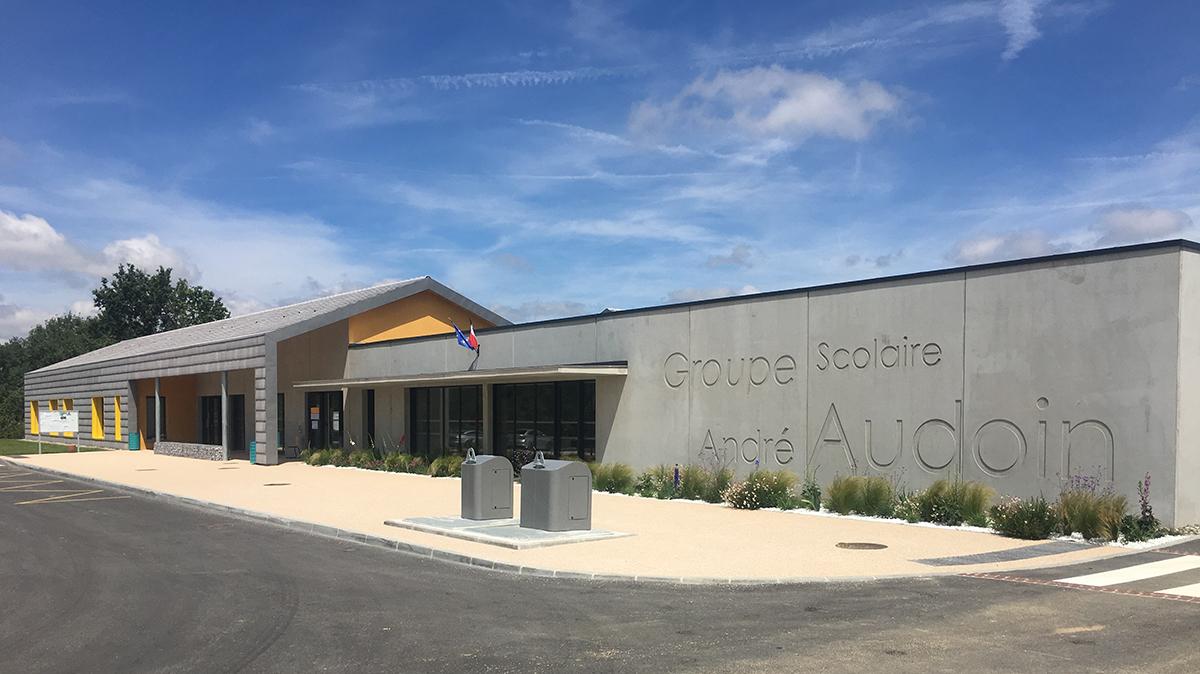 Groupe Scolaire André Audouin - Eaunes