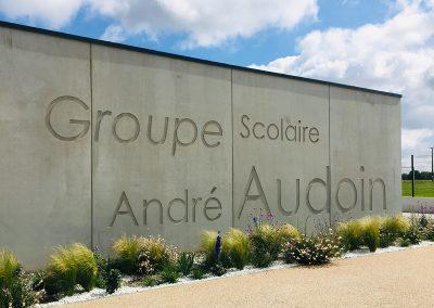 Groupe scolaire André Audouin – Eaunes (31)
