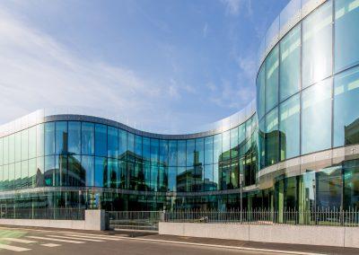 La Filature, bâtiment tertiaire labellisé PASSIVHAUS – Rouen (76)
