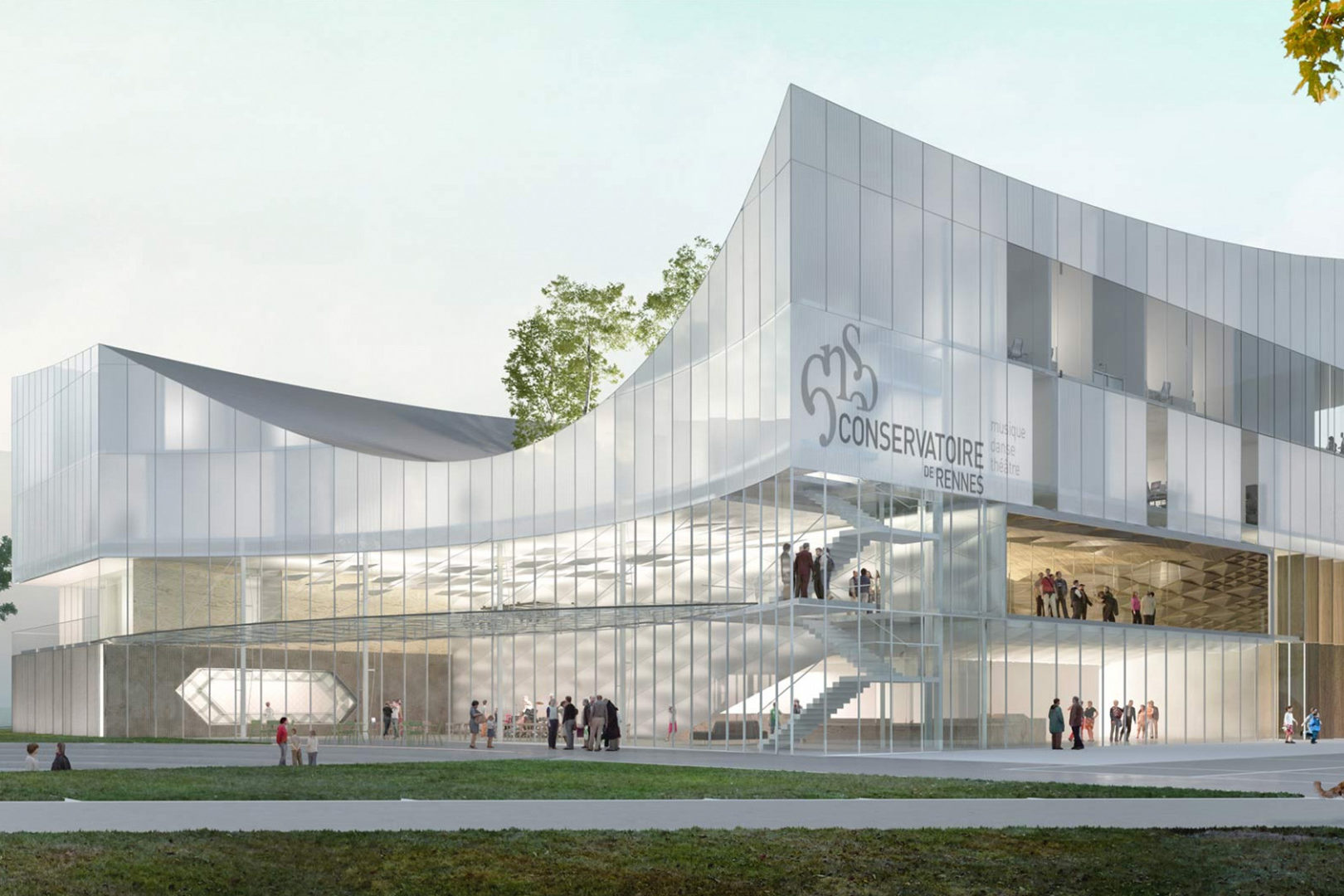 Conservatoire Rayonnement Regional - Rennes (35)